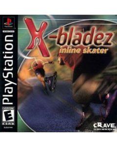 Jeu X-Bladez Inline Skater NEUF pour Playstation