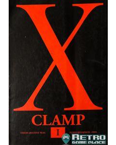 Manga X de Clamp tome 01