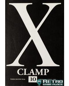 Manga X de Clamp tome 10