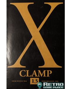 Manga X de Clamp tome 13