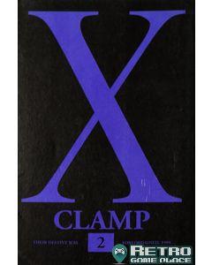 Manga X de Clamp tome 02