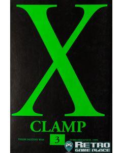 Manga X de Clamp tome 03