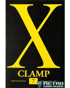 Manga X de Clamp tome 07
