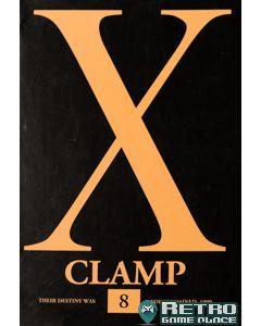 Manga X de Clamp tome 08