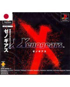 Jeu Xenogears (JAP) pour Playstation JAP