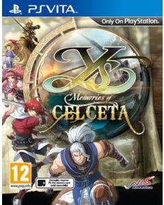 Jeu YS Memories of Celceta pour PS Vita