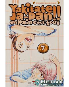 Manga Yakitate Japan! Un pain c'est tout tome 07