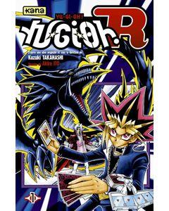 Manga Yu-Gi-Oh R tome 01