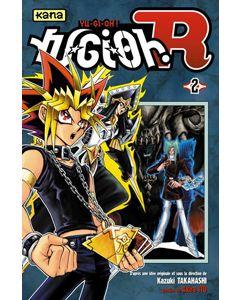 Manga Yu-Gi-Oh R tome 02