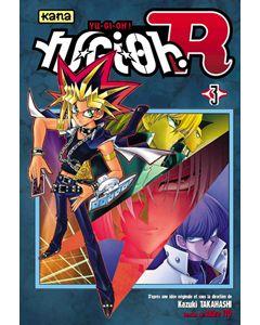 Manga Yu-Gi-Oh R tome 03