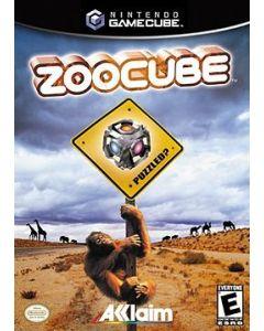 Jeu Zoocube pour Gamecube