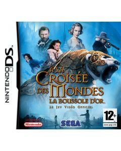 Jeu A la croisée des mondes - La boussole d'or pour Nintendo DS