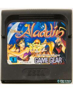 Jeu Aladdin pour Game Gear