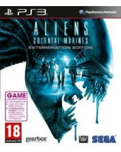Jeu Aliens : Colonial Marines Limited Edition pour PS3