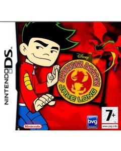 Jeu American Dragon Jake Long pour Nintendo DS