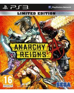 Jeu Anarchy Reigns - limited edition (anglais) pour PS3