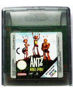 Jeu Antz World Sportz pour Game Boy Color
