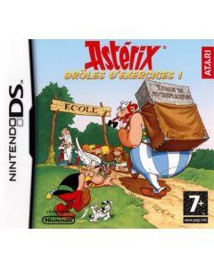 Jeu Astérix - Drôles d'exercices ! pour Nintendo DS