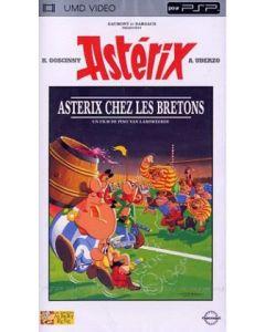 Jeu Astérix chez Les Bretons - UMD Video (Film) pour PSP