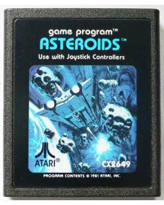 Jeu Asteroids pour Atari 2600