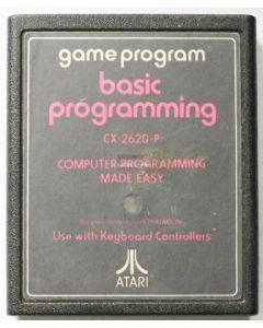 Jeu Basic Programming pour Atari 2600