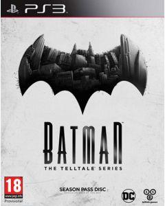 Jeu Batman - The Telltale Series pour PS3
