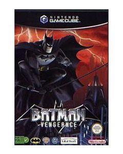 Jeu Batman Vengeance pour Game Cube