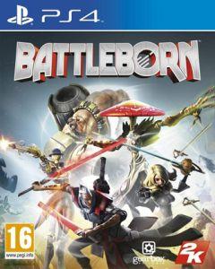 Jeu Battleborn (Neuf) pour PS4