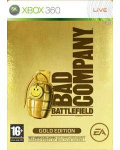 Jeu Battlefield Bad Company - Gold Edition – Steelbook (anglais) pour Xbox360