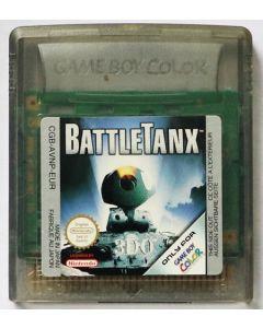 Jeu BattleTanx pour Game Boy Color