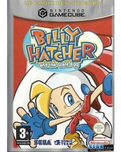 Jeu Billy Hatcher and the Giant Egg Platinum pour Gamecube
