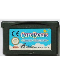 Jeu Bisounours - Care Bears pour Game Boy Advance