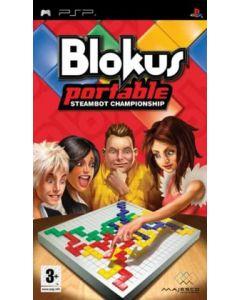 Jeu Blokus Portable Steambot Championship pour PSP