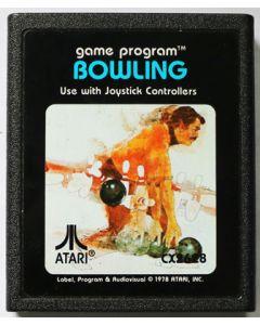 Jeu Bowling pour Atari 2600