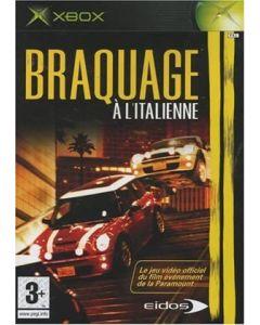 Jeu Braquage a l'italienne pour Xbox