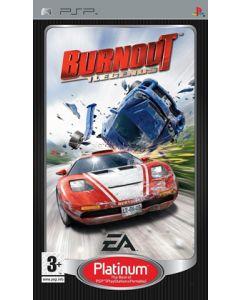Jeu Burnout Legends - Platinum pour PSP