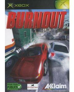 Jeu Burnout pour Xbox