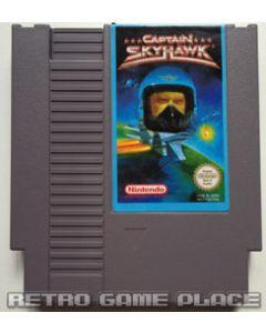 Captain Skyhawk Nintendo NES