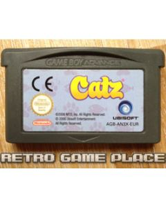 Catz Game Boy Advance