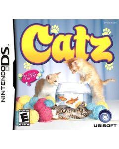 Jeu Catz pour Nintendo DS