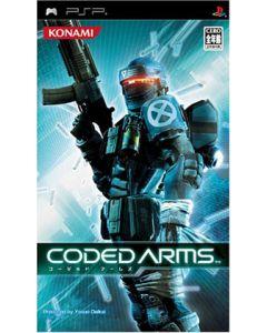 Jeu Coded Arms (anglais) pour PSP