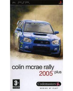Jeu Colin McRae 2005 Rally Plus pour PSP