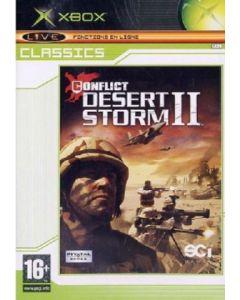 Jeu Conflict Desert storm2 Classics pour Xbox