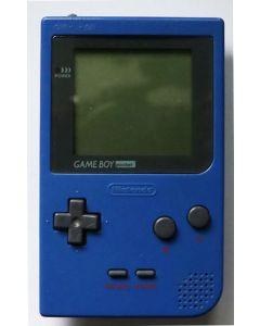 Console Game Boy Pocket Bleue