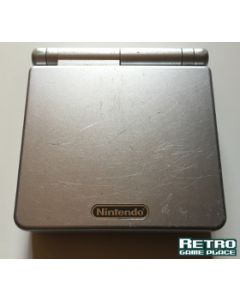 Console Game Boy Advance Sp Argent