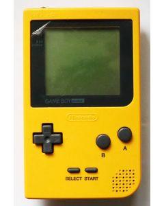 Game Boy Pocket Jaune