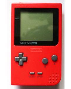 Game Boy Pocket Rouge