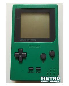 Game Boy Pocket Verte