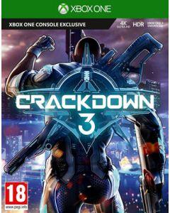 Jeu Crackdown 3 (Neuf) pour Xbox One
