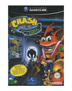 Jeu Crash Bandicoot la Vengeance de Cortex pour Game Cube